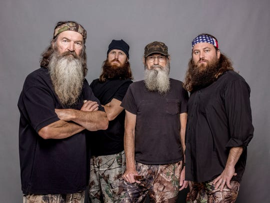 Bible Belt loves the message from 'Duck Dynasty' clan