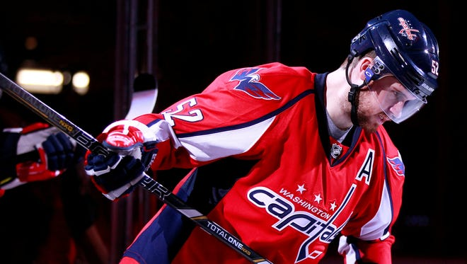 Washington Capitals defenseman Mike Green has nine goals and nine assists in his last 15 games.