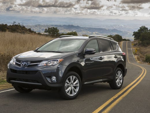 The 2017 Toyota Rav4 Is Latest Remake Of Vehicle That Pioneered Small Crossover Suvs