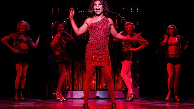 Billy Porter stars in 'Kinky Boots'