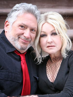 Four-time Tony Award winner Harvey Fierstein and Grammy Award-winning pop icon Cyndi Lauper teamed up for 'Kinky Boots.'