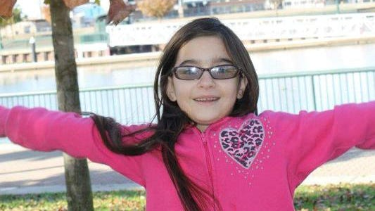 Third-grader Leila Fowler was killed Saturday afternoon April 27, 2013, in her home in the small town of Valley Springs, Calif.