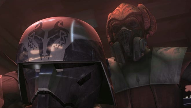 Plo Koon embarks on a mission with a crew of clone troopers in a never-before-seen story arc of 'Star Wars: The Clone Wars.'