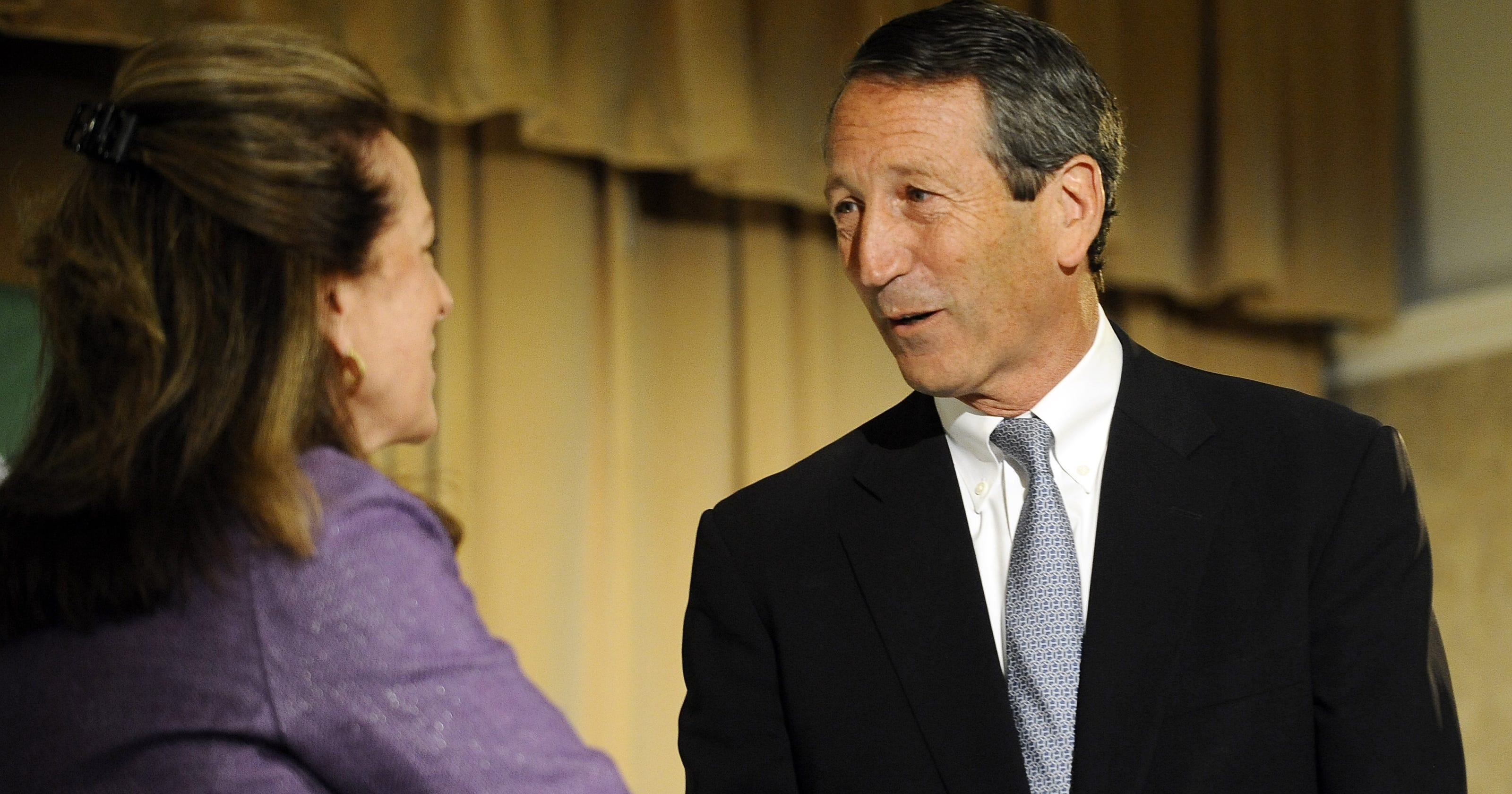 from Steve mark sanford gay marriage