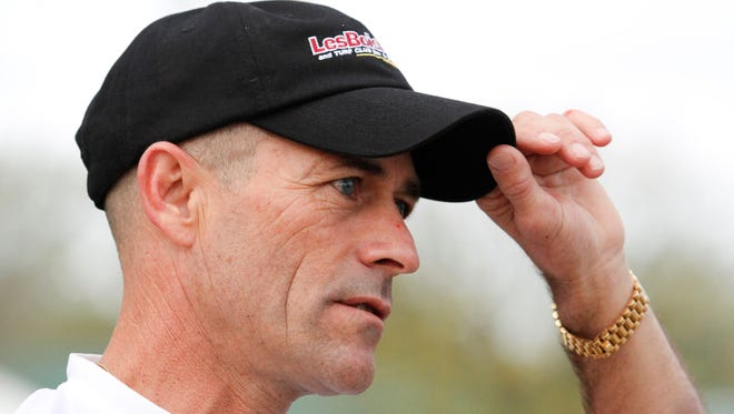 NBC horse racing analyst Gary Stevens will be in the saddle aboard Oxbow in the Kentucky Derby on Saturday.