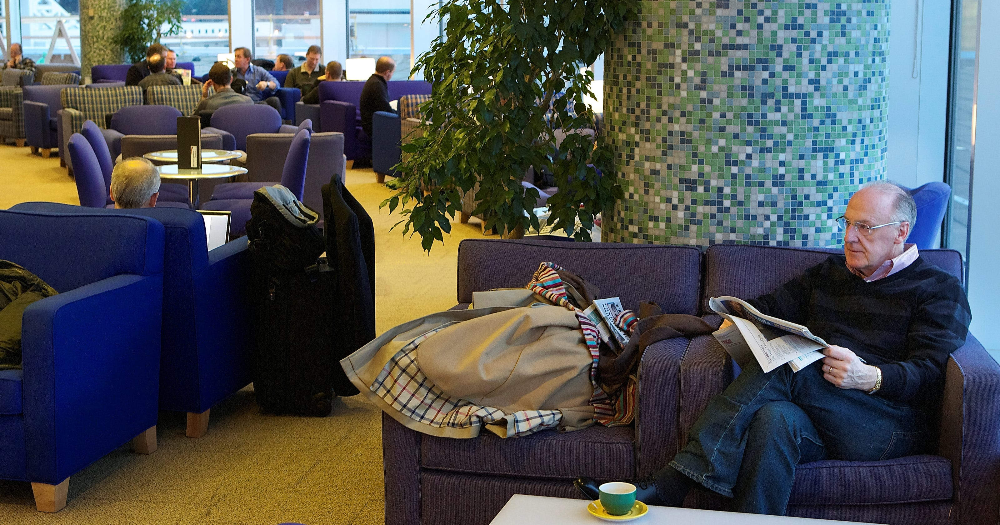 Airport Lounges 101 Why To Use Them And How Get In