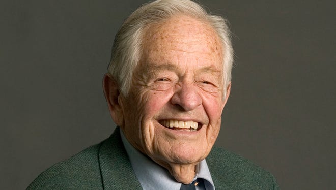 T. Berry Brazelton is celebrating his 95th birthday this month.