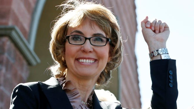Democrat Gabrielle Giffords served in the U.S. House from January 2007 to January 2012.