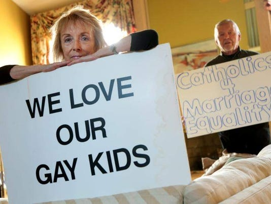 gay marriage communion