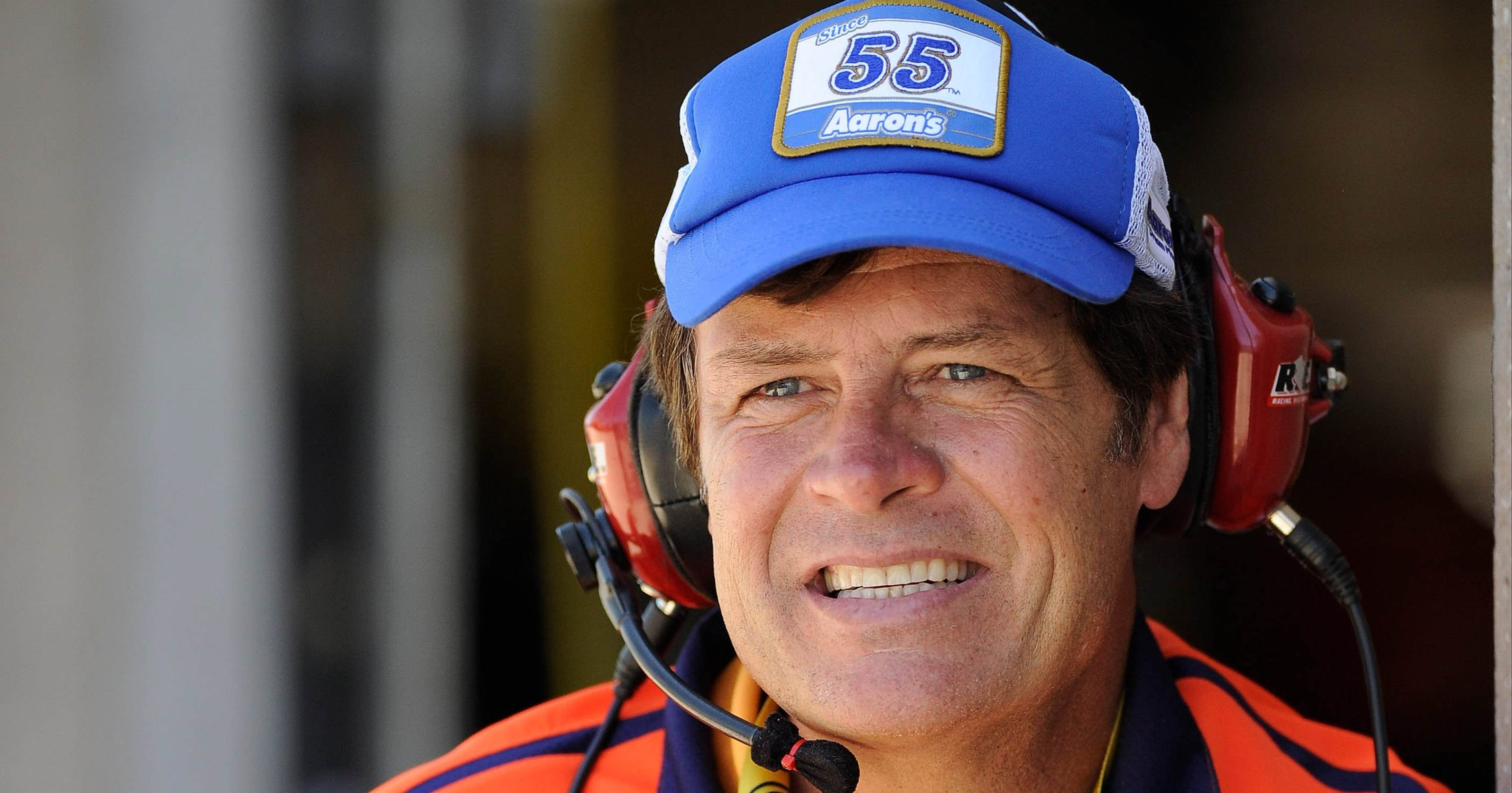 12 Questions with Michael Waltrip