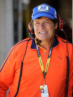 Driver/owner Michael Waltrip turned 50 years old on April 30.