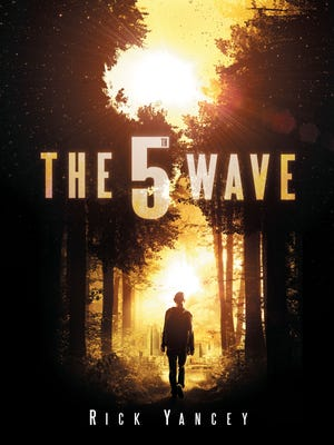 'The 5th Wave' by Rick Yancey is on sale next week.
