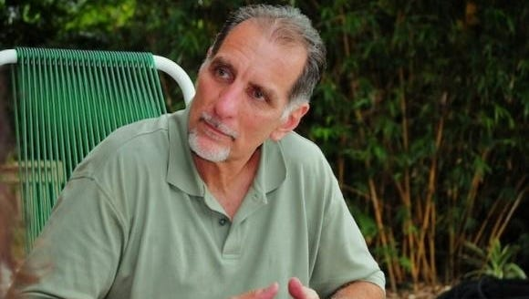 """A handout photo published on the Cuban website www.chiringadecuba.com on May 3 shows Rene Gonzalez, one of the """"Cuban Five"""" jailed on charges of espionage."""