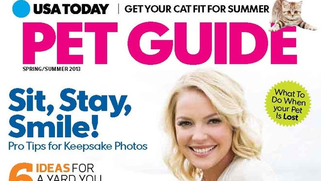 This article is excerpted from USA TODAY Pet Guide magazine. The special publication contains articles on pet care, animal welfare, trends and training. Find it at magazine newsstands across the USA and Canada or at petguide.usatoday.com.