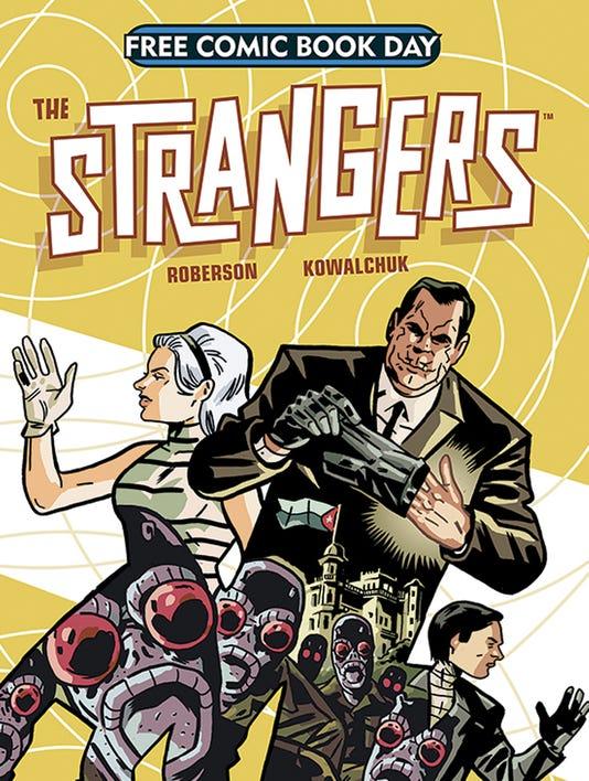 Strangers cover