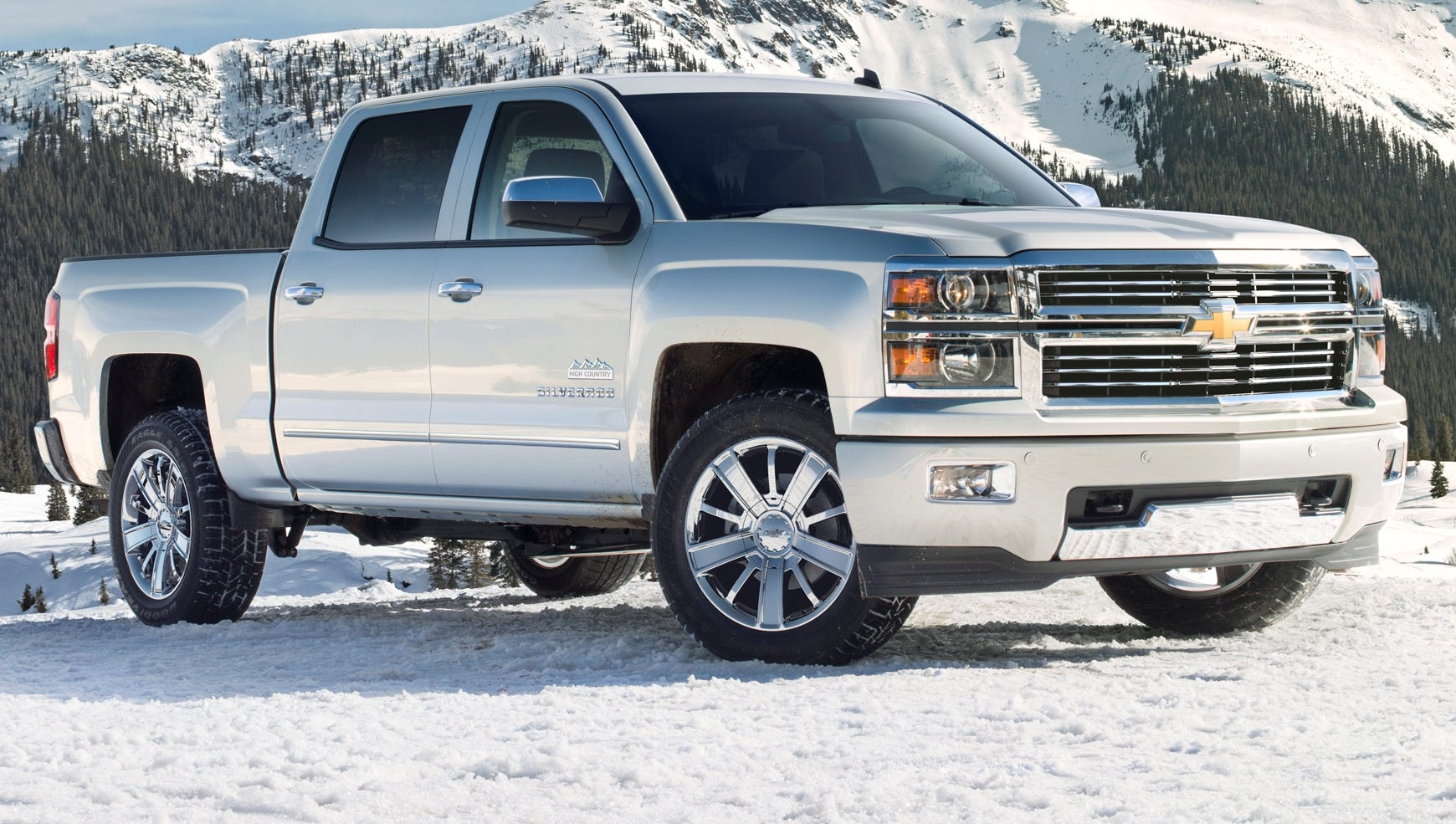 Chevy Rolls Out Cowboy Themed Luxury Silverado Pickup