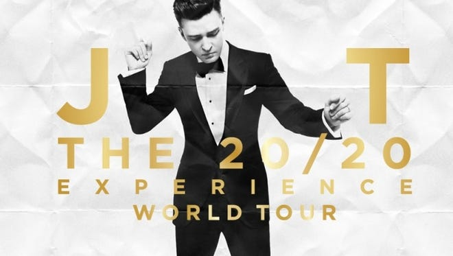 Justin Timberlake will begin The 20/20 Experience World Tour Oct. 31 in Montreal.