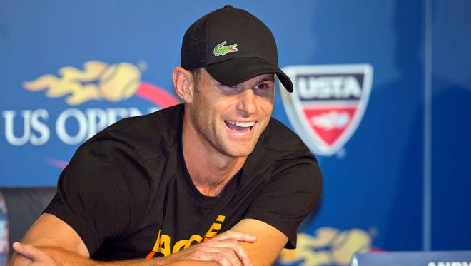 Andy Roddick is not only a player for World TeamTennis, he also is a shareholder.