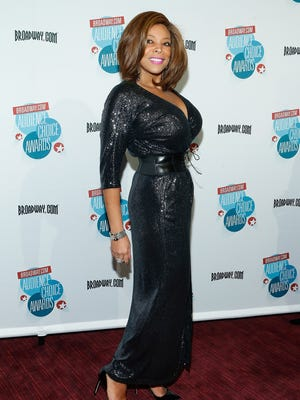 Wendy Williams attends The 2013 Broadway.com Audience Choice Awards at Jazz at Lincoln Center on May 5.