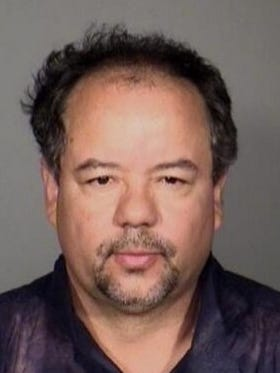 Ariel Castro is shown in a booking photo by the Cleveland Department of Public Safety following his arrest Monday in connection with allegedly abducting three women for up to a decade and holding them captive in his Cleveland house.