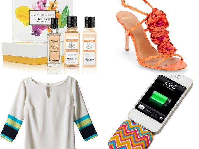 There's a gift out there that's perfect for every type of mom this Mother's Day. USA TODAY's Arienne Thompson focuses in on four fun categories of moms -- new, working, tech-savvy and stylish -- and has the best picks for the ladies on your list.