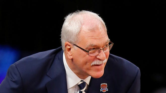 Phil Jackson has been contacted by the Brooklyn Nets.