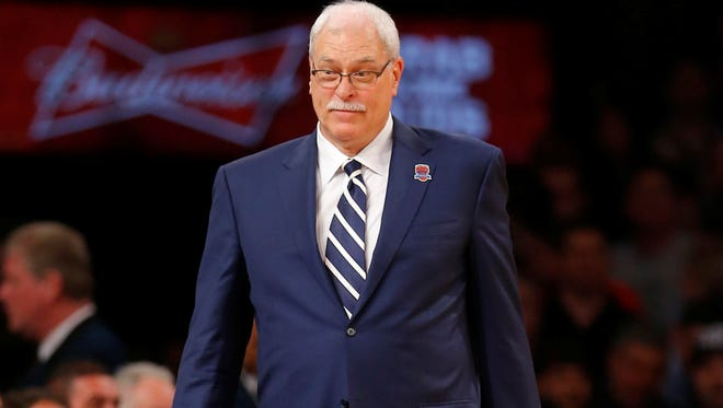 Phil Jackson has told the Brooklyn Nets he's not interested in their coaching job.
