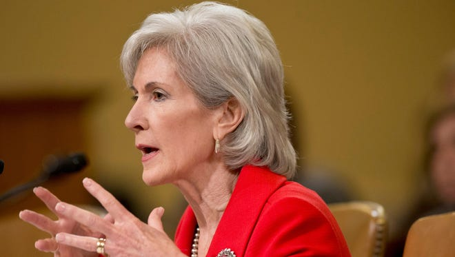 Health and Human Services Secretary Kathleen Sebelius, shown here in an April hearing, says new data will empower health care consumers.
