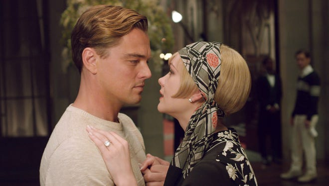 Leonardo DiCaprio and Carey Mulligan star in 'The Great Gatsby.'
