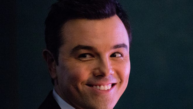 Seth MacFarlane goes from the Oscars to 'The Simpsons.'