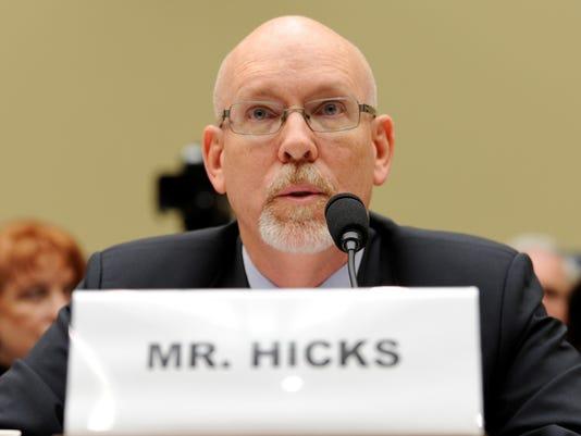 Gregory Hicks