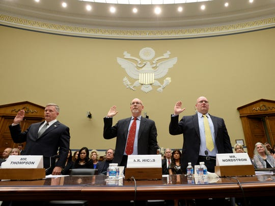 House Committee on Oversight and Government Reform hearing