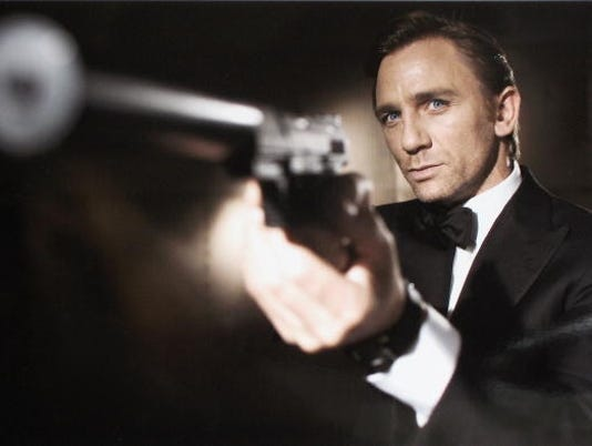 daniel craig james bond getty