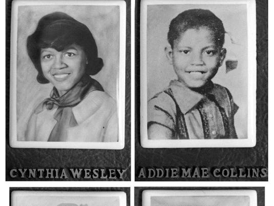 Senate votes to honor girls killed in 1963 Ala. bombing
