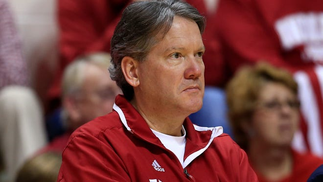 Indiana University athletics director Fred Glass says the school was fully aware of the Rochville degree during the process of hiring Drew Johansen.