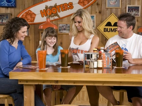 Women are not decoration hooters