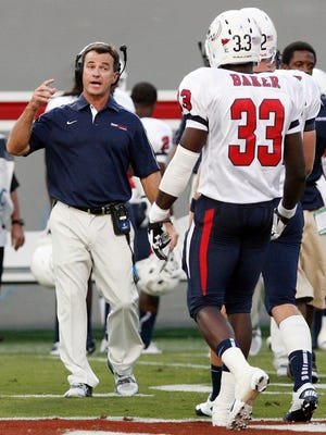 South Alabama coach Joey Jones leads the Jaguars into a second season in the Football Bowl Subdivision.