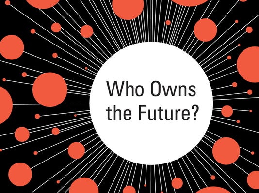 Who Owns the Future cover jacket
