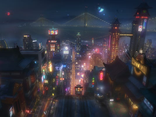 BIG HERO 6 pic