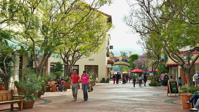 Not only is Santa Barbara pedestrian-friendly, it also makes for an easy wine-tasting weekend.