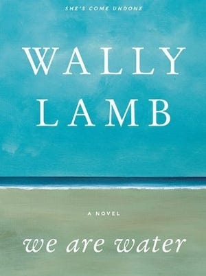 Wally Lamb's newest book, 'We Are Water,' is out on Oct. 29.