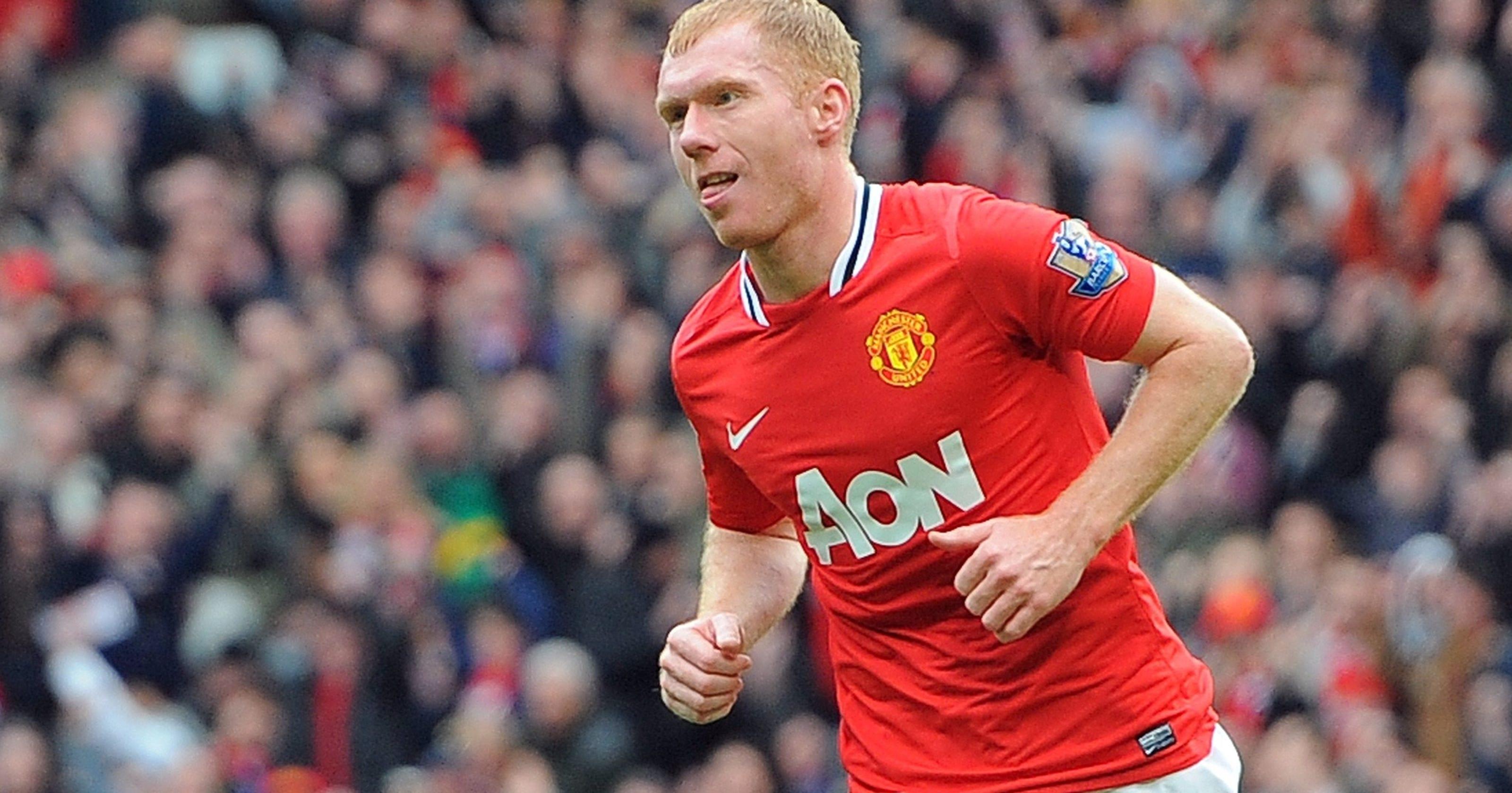 a599bbb59 Manchester United s Paul Scholes announces retirement