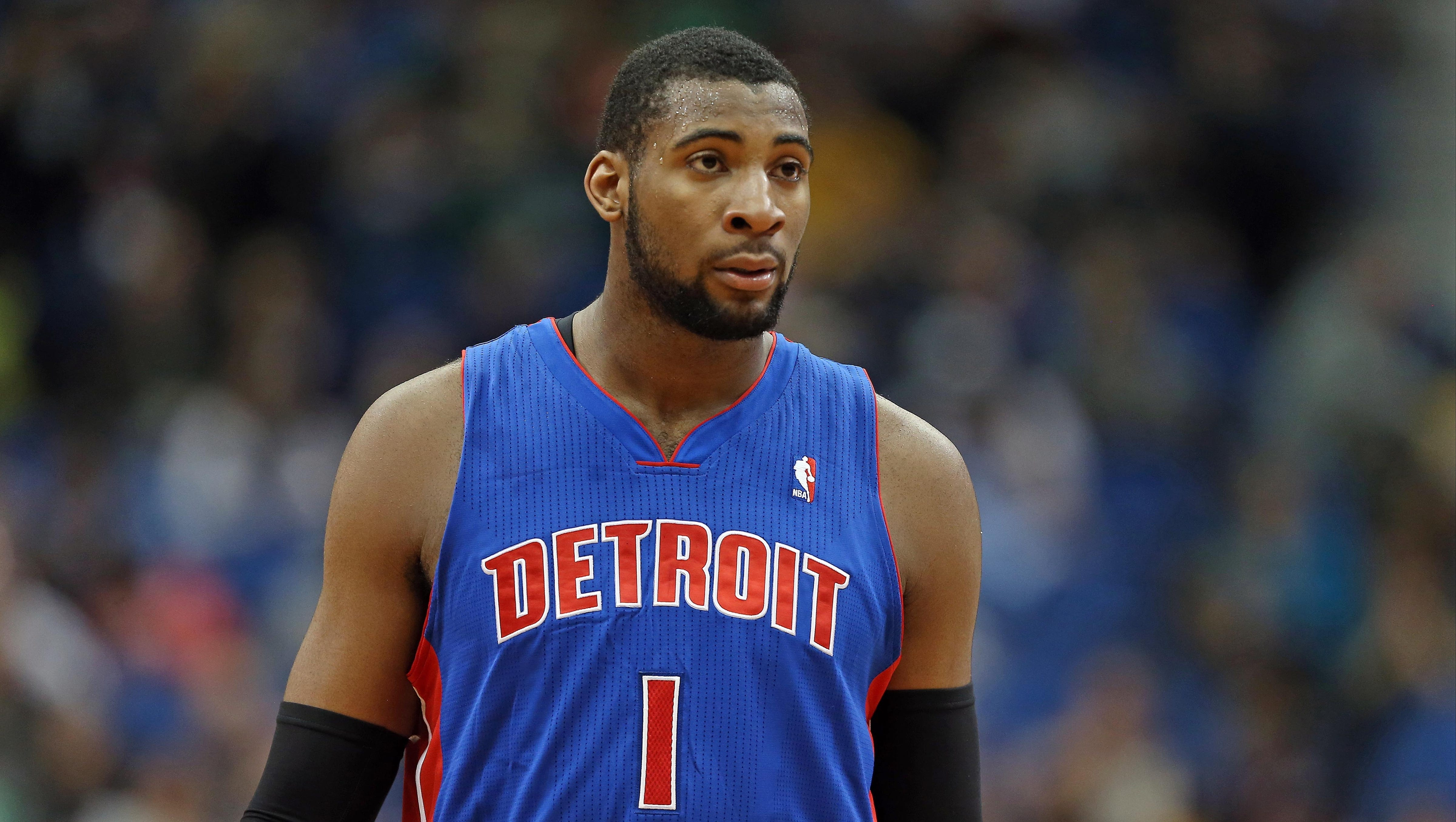 Andre Drummond plans to work with Hakeem Olajuwon