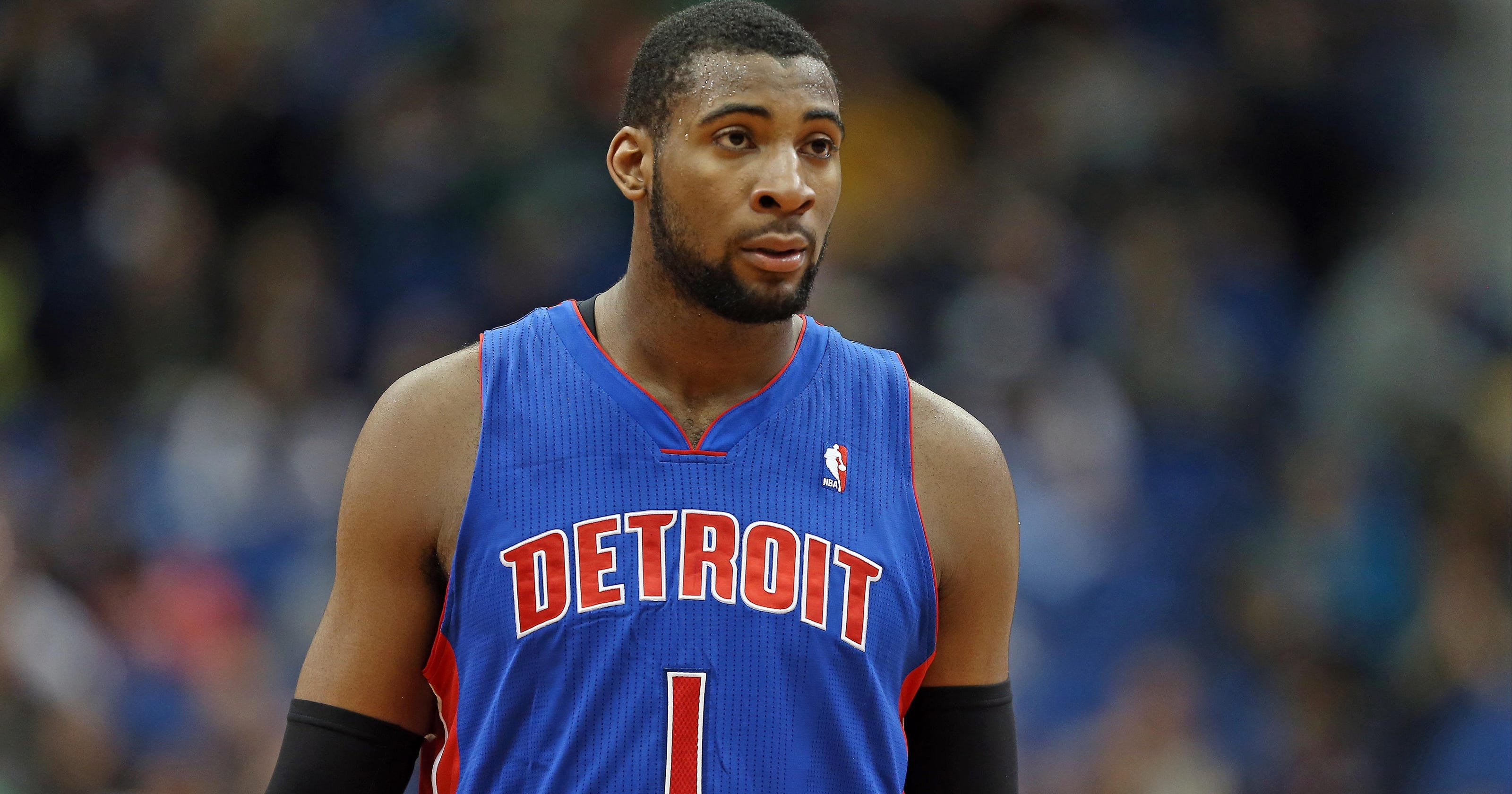 sale retailer 5cdff 0bba8 Andre Drummond plans to work with Hakeem Olajuwon