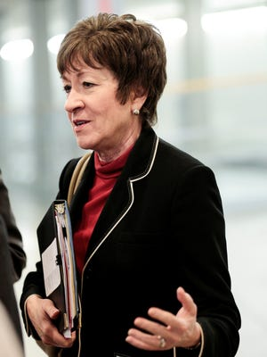Sen. Susan Collins, R-Maine, is running for a fourth term in 2014.