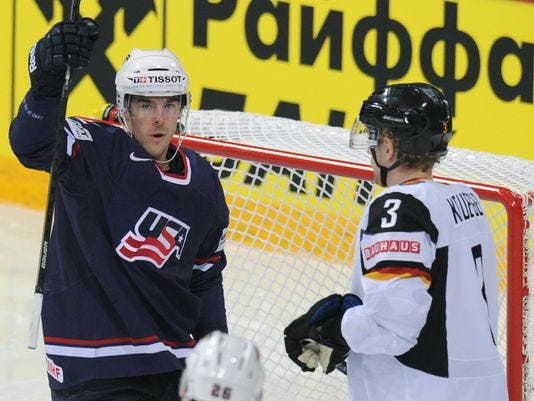 Worlds: USA Nears Top Seed After Beating Germany