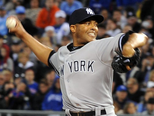 1d602dad846 Yankees closer having banner farewell season