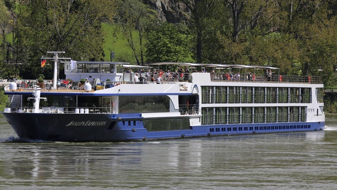The fastest-growing area for river cruising is Europe, where more than two dozen new vessels have debuted over the past two years. Among them: Avalon Waterways' 166-passenger Avalon Expression, christened on May 6, 2013.
