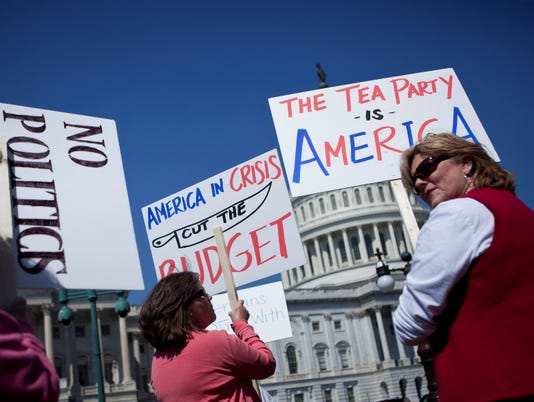 IRS approved liberal groups while Tea Party in limbo