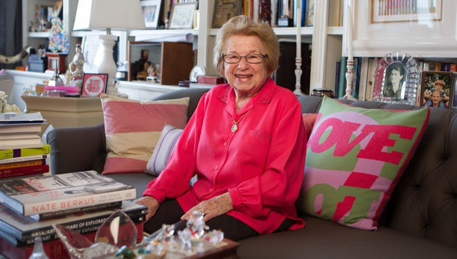 Sex therapist Ruth Westheimer is turning 85 in June.